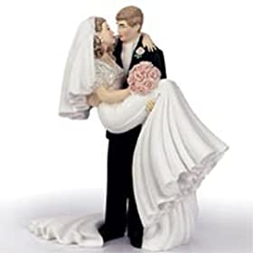 Wilton Threshold Of Happiness Figurine Topper