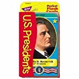 US Presidents Pocket Flash Cards