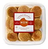 WOW Baking- Snickerdoodle Cookies, All Natural, Wheat & Gluten Free, 12 oz tub