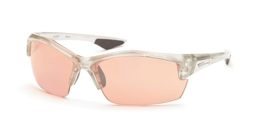 Serfas Aileron Sunglasses (Silver Frame; Rose, Brown, Rust And Clear Lenses) front-185426
