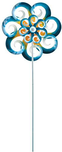 Regal Art and Gift Kinetic Stake, 26-Inch, Double Wave