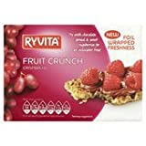 Ryvita Fruit Crunch Crispbread 200g