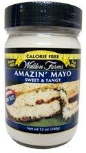 Walden Farms Mayo, Sugar Free, Calorie Free, Carb Free, Fat Free, 12 oz.