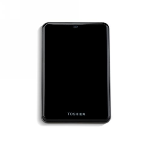 Toshiba Canvio Basics Portable Hard Drive 320 GB USB 2.0 External Hard Drive E05A032BAU2XK Black
