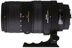 Sigma 80-400mm f 4 5-5 6 EX OS APO RF Telephoto Zoom Lens for Canon SLR CamerasB0000C1I9C