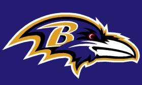 Baltimore Ravens 3'x5' Flag at Amazon.com