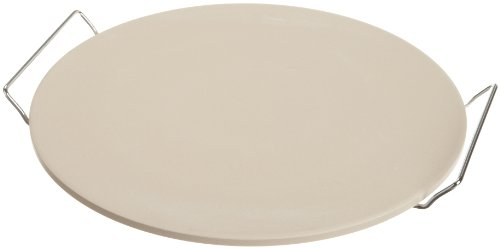 Wilton 2105-0244 Perfect Results Ceramic Pizza Stone, 15-inch (Pizza Stone Pampered Chef compare prices)
