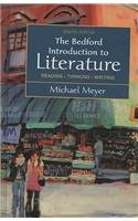 Bedford Introduction to Literature 8e & LiterActive