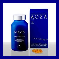 AOZA アオザ300粒 2個セット ドクタースマイル オメガ3 含有サプリメント