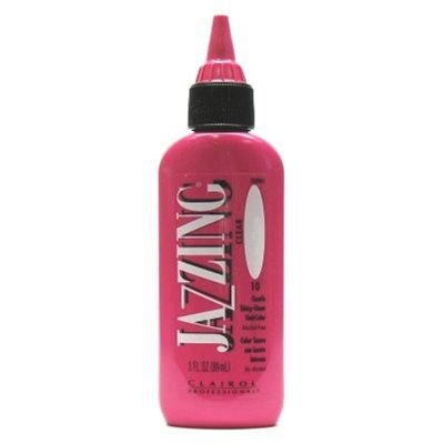 Clairol Jazzing #10 Clear 3oz headhunter spf 50 clear sunscreen 3oz