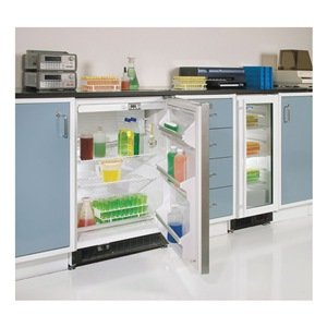 Marvel 6Carm106 Undercounter Refrigerator With Glass Door, White, 6.1 Cu.Ft. Volume, 33°F To 45°F (1°C To 7°C) Temperature Range, 115V/60Hz front-89364