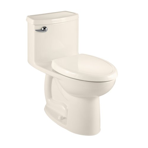 American Standard 2403.012.222 Compact Cadet-3 Elongated One-Piece Toilet, Linen