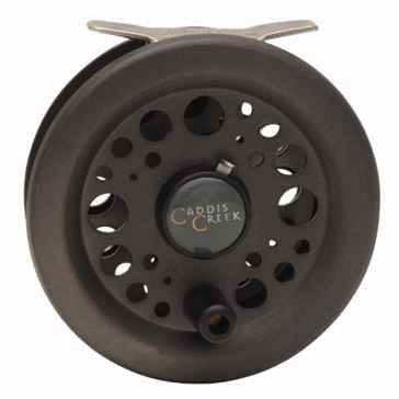 Martin Fly Fishing Caddis Creek Single Action Fly Fishing Reel (Size 5/6)