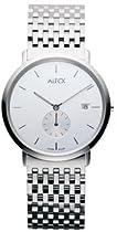Flat Line Watch by Alfex