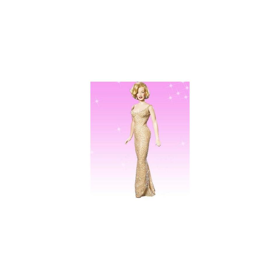 Franklin Mint Marilyn Monroe Happy Birthday Mr. President Doll