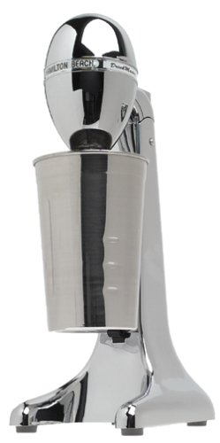 Review Of Hamilton Beach 730C Classic DrinkMaster Drink Mixer, Chrome
