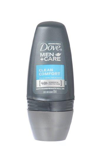 Dove メンズ 48H クリーン&コンフォートロールオンデオドラント 50ml