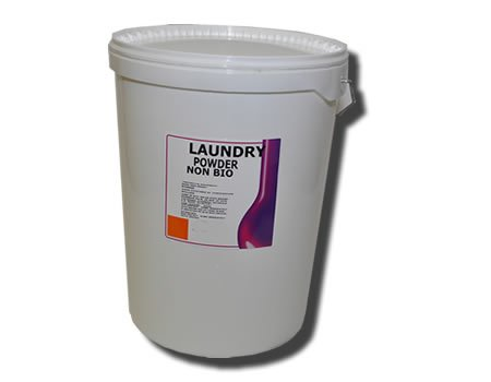 Non Bio Washing Powder - Laundry Powder - Huge 25 Kg