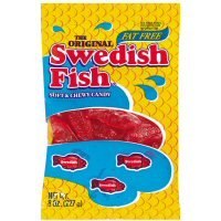 Swedish fish jelly beans 13oz food beverages tobacco for Swedish fish jelly beans