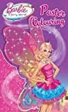 Barbie Fairy Secret: Poster Colouring