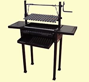 Amazon.com : 22X12 Argentine Grill or Parrilla : Freestanding Grills