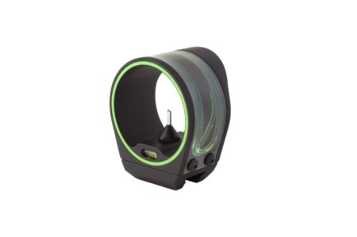 Trijicon Accupin Bow Sight Green Triangle With Dovetail Base - Black