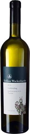 Goldriesling Schloss Wackerbarth 3er Pack (3 x 0,75 Liter)