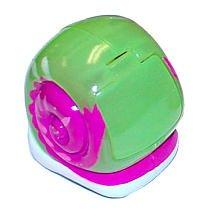 Xia-Xia Crab Shell - Pink/Green - 1