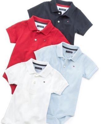 Tommy Hilfiger Baby Boy Polo Bodysuit Buy Boy Polo Cheap