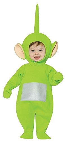 Baby Teletubbies Dipsy Costume Size 6-12 Months