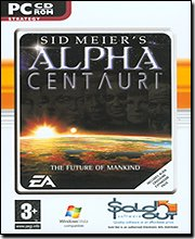 Sid Meier's Alpha Centauri Complete with Alien Crossfire Expansion