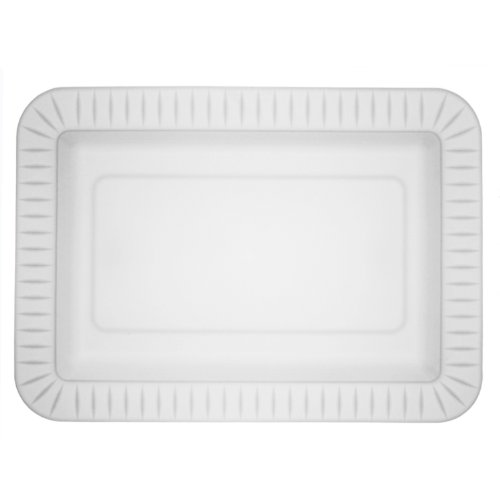 Party Essentials Elegance Quality Hard Plastic 5 x 7-Inch
