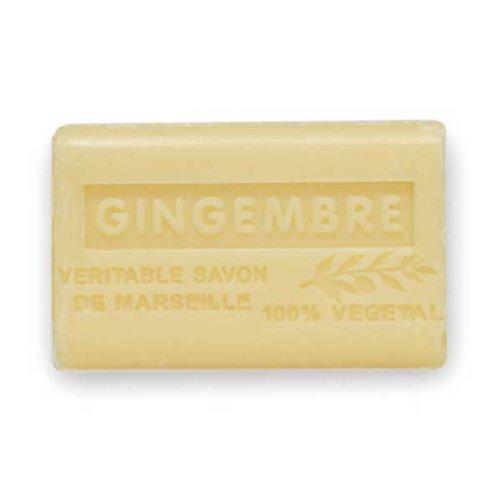 (南仏産マルセイユソープ)SAVON de Marseille ジンジャーの香り(SP055)(125g)