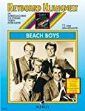Beach Boys: 11 neue Arrangements. Keyboard. (Keybo