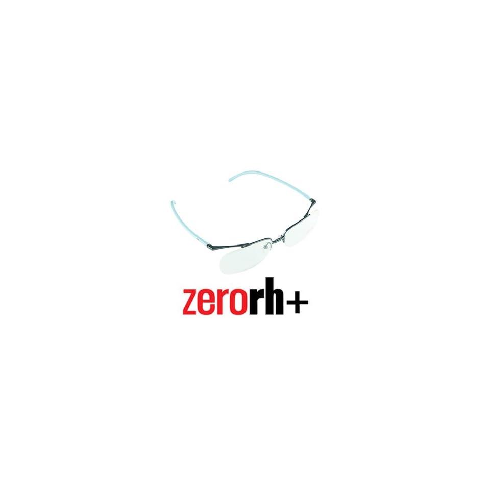 6527bbbeacd ZERO RH LIMBO Eyeglasses Frames Gunmetal Blue RH05602 on PopScreen