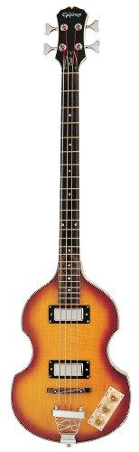 Epiphone Viola Bass Vintage Sunburst バイオリンベース (エピフォン)