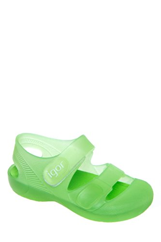 Igor Toddlers-Kids Bondi Neon Jelly Shoe