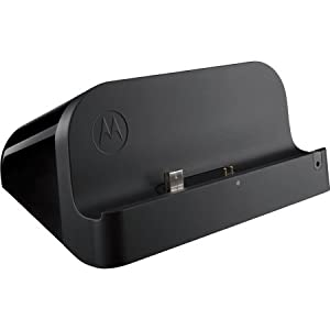 Motorola Standard Dock and Power for MOTOROLA XOOM (Motorola Retail Packaging) at Electronic-Readers.com