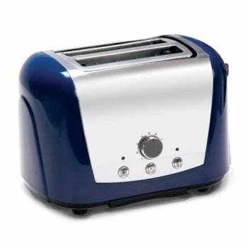 Morphy Richards Accents 44263 2 Slice Toaster, Blue from Morphy Richards