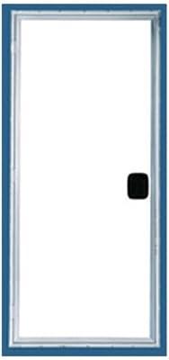 """Dexter 5140VS3480RH Series 5140 34"""" x 80"""" Right Hand Hinge Housing Door with Slider Window"""