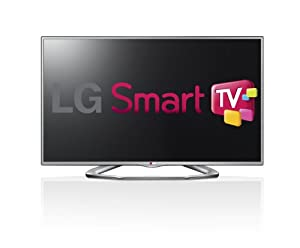 LG Electronics 60LN6150 60-Inch 1080p 120Hz LED-LCD HDTV with Smart TV