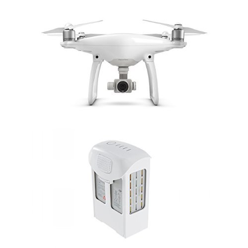 DJI Phantom 4 Quadcopter w/Free Battery