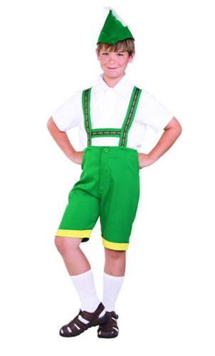Bavarian Boy Kids Costume