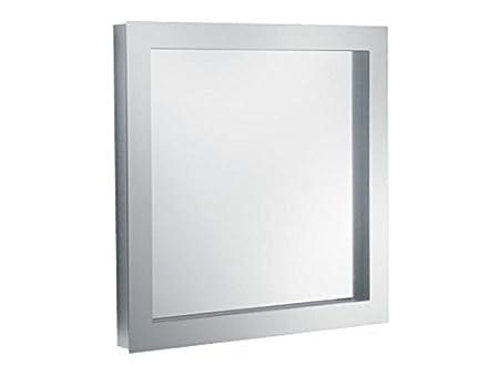 Keuco 30096012000 Edtition 300 - Specchio con luce, finitura cromata