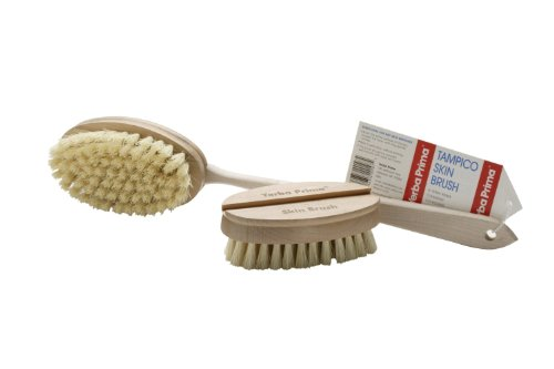 Yerba Prima Tampico Skin Brush 1 Ea