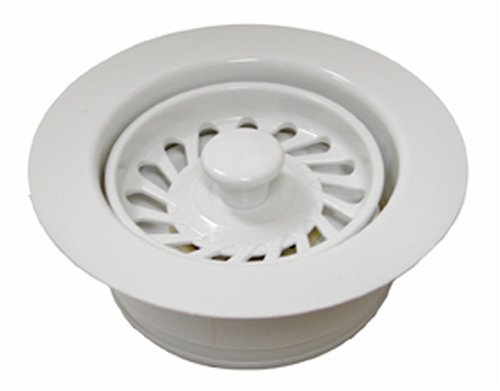Plumbest B03-001 Disposal Assembly for InSinkErator, Polar White