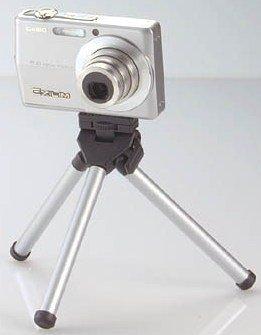 ELECOM デジタルカメラスタンド DGT-010SV