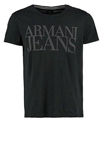 Armani Jeans A6H11 MT 2B t shirt grigio