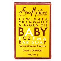 Shea Moisture Soap Eczema Baby Raw Shea