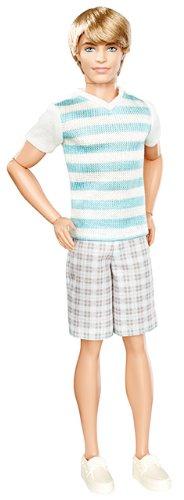 Imagen 1 de Barbie X2266 - Ken Fashionista (Mattel)